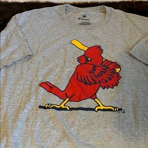 St Louis Cardinals men's tee shirt size 2XL